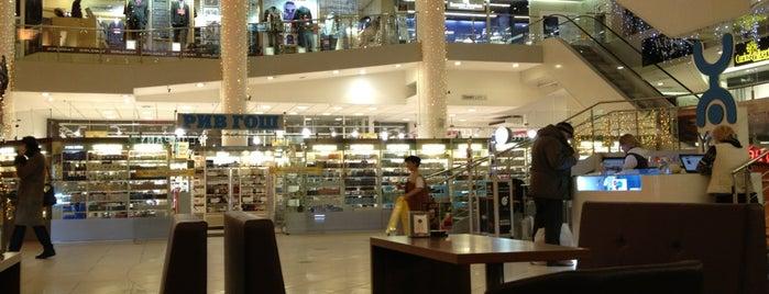 ТЦ «Владимирский пассаж» is one of Все торговые центры Санкт-Петербурга.