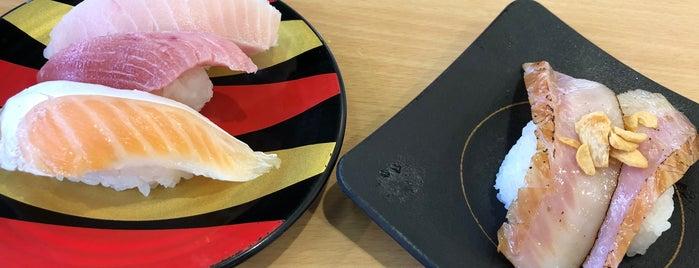 Kappa Sushi is one of Masahiro'nun Beğendiği Mekanlar.