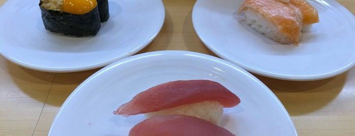 かっぱ寿司 横須賀三春店 is one of Locais curtidos por Masahiro.
