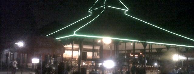 Taman Budaya Jawa Timur is one of Characteristic of Surabaya.