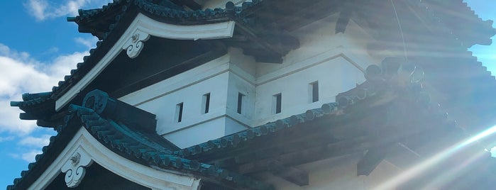 弘前城天守 is one of 西院さんのお気に入りスポット.