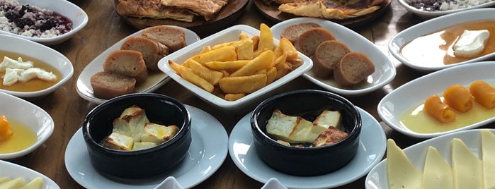 Ramazan Bingöl Köfte & Steak is one of Kahvaltı.