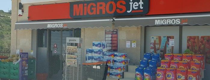 Migros Jet is one of Yılmazさんのお気に入りスポット.