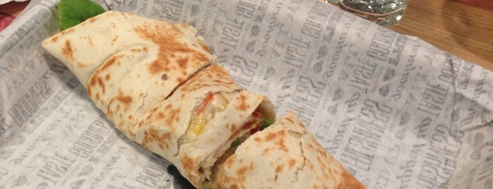 Zaatar W Zeit is one of Gust's World Spots.