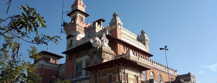 Palácio das Indústrias is one of SP - lugares.