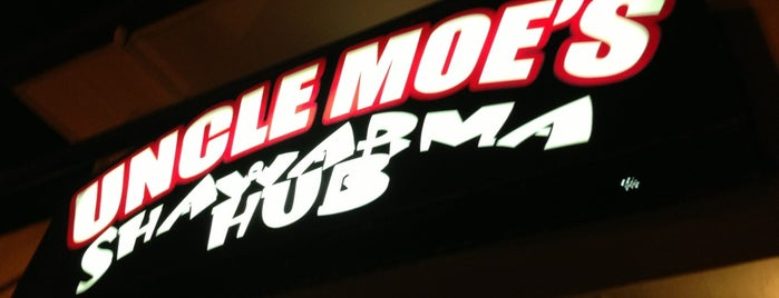 Uncle Moe's Shawarma Hub is one of Philippines.
