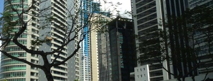 Bonifacio Global City (BGC) is one of Gespeicherte Orte von Ruben.