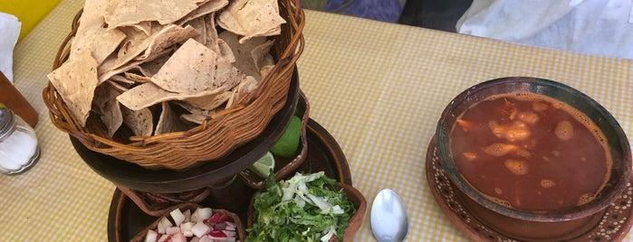 Pozoleria De La Abuela is one of Playa Del Carmen eats.