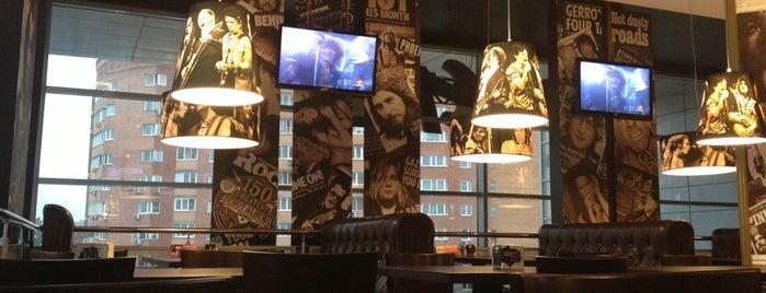 Rock Pub is one of Московские пабы.