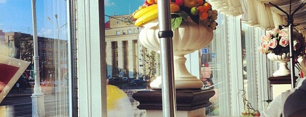 Ресторан-бистро is one of Lugares favoritos de Artemij 🐼.