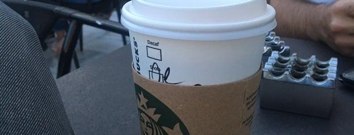 Starbucks is one of Posti che sono piaciuti a k&k.