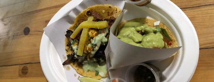 Los Tacos No. 1 is one of สถานที่ที่ Rupak ถูกใจ.