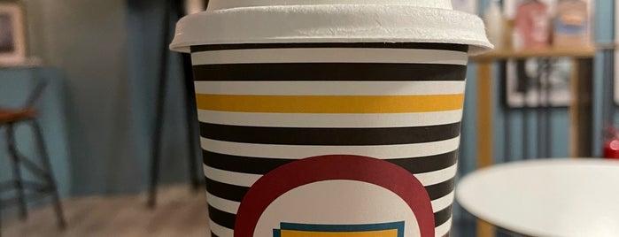 Кофе Бюро is one of Moscow Coffee.