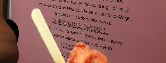 Bomba Royal is one of Tempat yang Disukai Sandra.