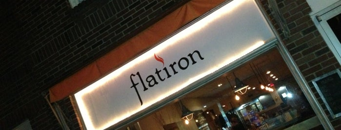 Flatiron Restaurant is one of Duchess County.