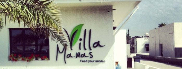 Villa Mamas is one of Bahrain 🇧🇭.
