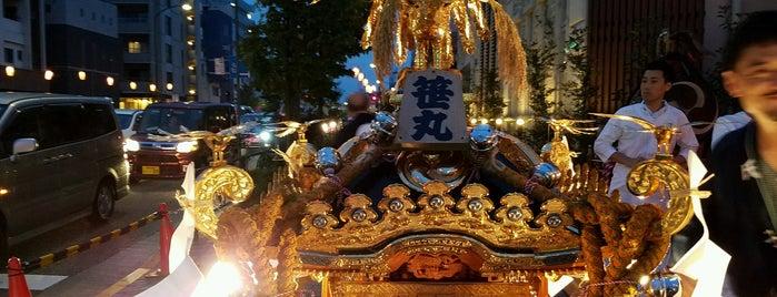 笹丸橋 (東急池上線) is one of Posti che sono piaciuti a 高井.