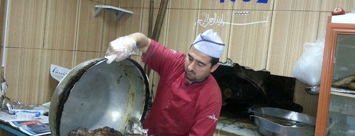 Hacı Baba Kebap is one of Aka-ellohさんの保存済みスポット.