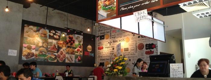Big Hug Burger is one of Good food 💸.