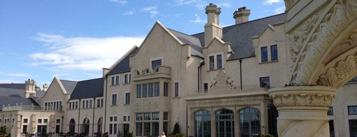 Lough Erne Resort is one of .Manu'nun Kaydettiği Mekanlar.