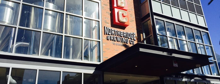 Northbridge Brewing Company by Beerland is one of TODOs in Perth.