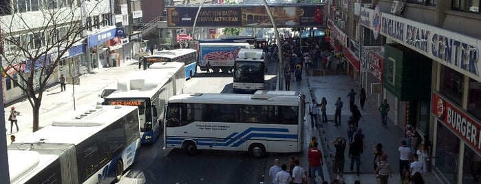 Meşrutiyet Caddesi is one of Ankara.