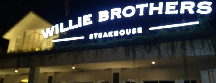 Willie Brothers is one of Jakarta.