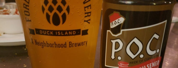 Forest City Brewery is one of Cleveland Brewery Passport.