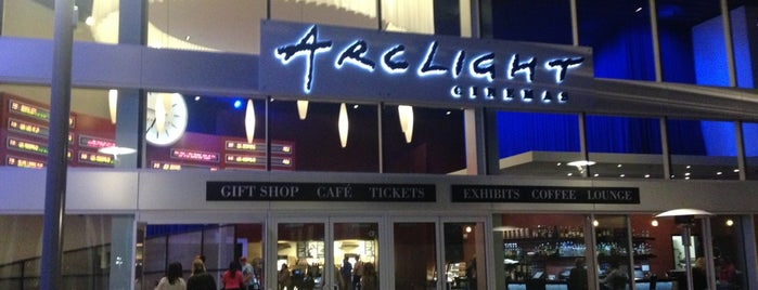 ArcLight Cinemas is one of Things to do in San Diego.