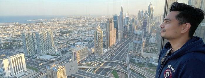 Burj Khalifa / Dubai Mall Metro Station is one of Dubai.