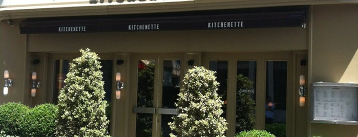 Kitchenette is one of Tempat yang Disukai Nilay.