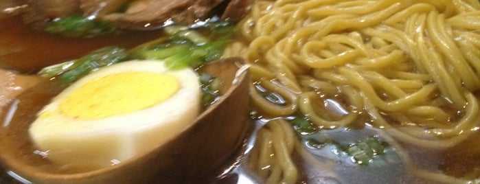 Suzu Noodle House is one of San Francisco Eats.