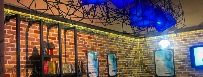 Lugat Cafe is one of Tempat yang Disimpan zehra.