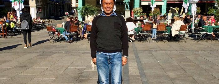 Zum Alten Markt is one of สถานที่ที่ Javier ถูกใจ.