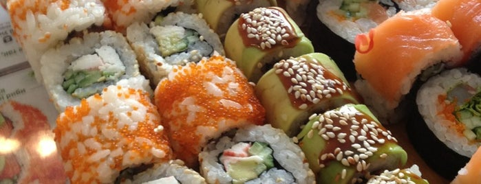 Сушия / Sushiya is one of EURO 2012 FRIENDLY PLACES.