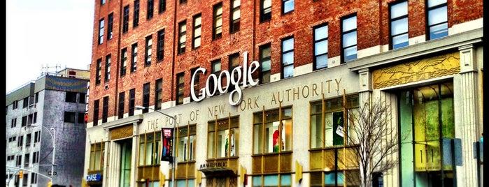 Google New York is one of #myhints4NewYorkCity.