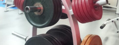 Xado Gym is one of Sport Spots.