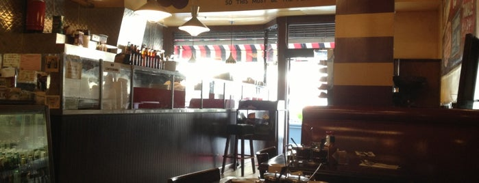Nickel Diner is one of Chris' LA To-Dine List.