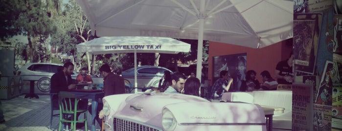 Big Yellow Taxi Benzin is one of Lugares favoritos de Tanj' H..