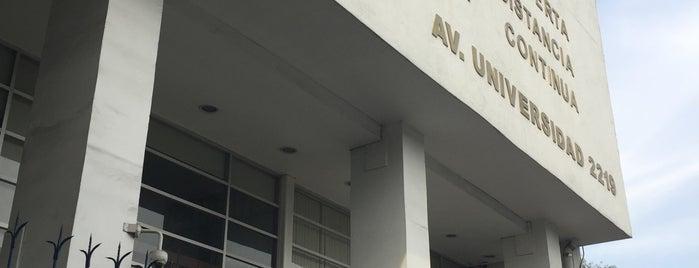 División Jorge Carpizo / División De Universidad Abierta de la Facultad De Derecho is one of Orte, die Ana Luisa gefallen.