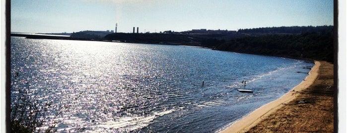 BOTAŞ Plajı is one of สถานที่ที่ Arda ถูกใจ.