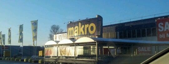 Makro is one of Tempat yang Disukai Wendy.
