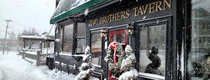 Two Brothers Tavern is one of Lieux sauvegardés par Randy.