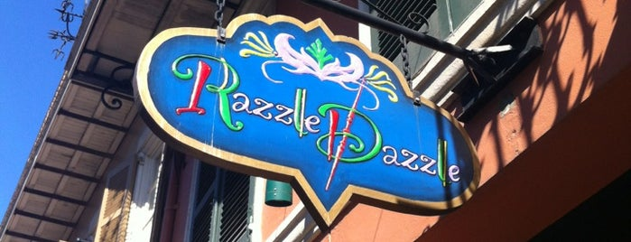 Razzle Dazzle is one of New Orleans Adventure.