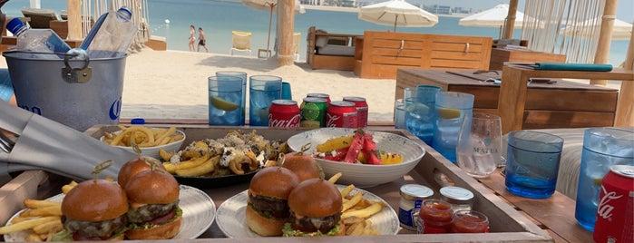 White Beach is one of Karl in Dubai 🐪.