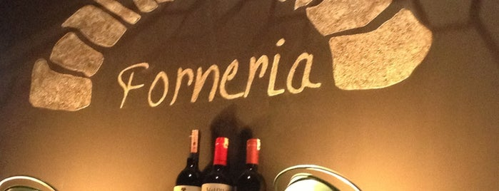 Forneria is one of taksim.