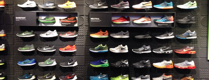 Niketown is one of NY2015.