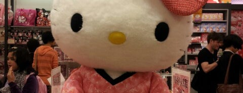 Hello Kitty Japan is one of Shankさんのお気に入りスポット.