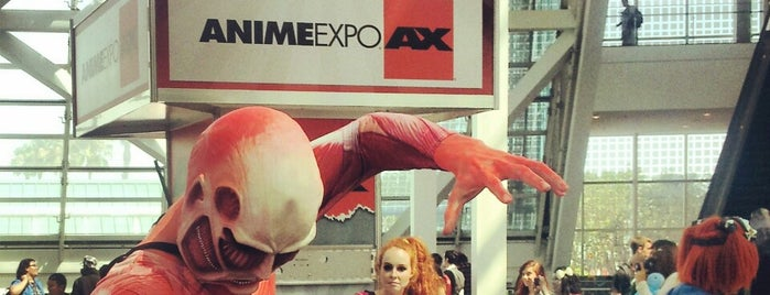 Anime Expo 2013 is one of Lugares favoritos de Louis.