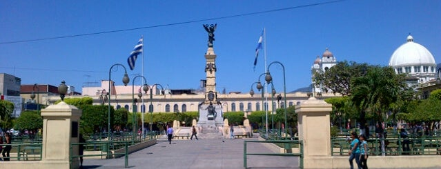 Plaza Libertad is one of Orte, die Carl gefallen.